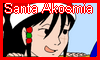 Santa Akosmia Stamp For Sailor Energy by NatouMJSonic