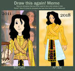 Draw this again! Meme Remember The time