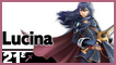 SSBU 21e Lucina Stamp by NatouMJSonic