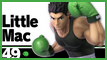 SSBU 49 Little Mac Stamp by NatouMJSonic
