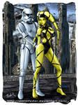 stormtrooper y twi lek
