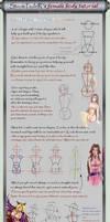 SF - Female Body tutorial 1