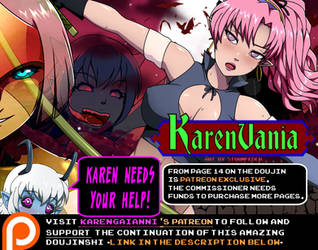 Karenvania pgs23 to 26 by StormFedeR
