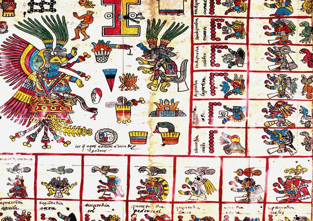 Aztec Codex By Raynaljacquemin On Deviantart