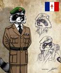 Shadow commandos : Louis de Rastignac