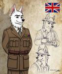 Shadow commandos : Peter Hartford