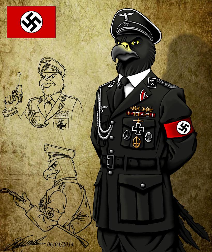 Axis conspiracy : Siegfried von Witzland by RaynalJacquemin