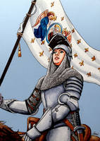 Sons and Daughters of France : Joan of Arc by RaynalJacquemin