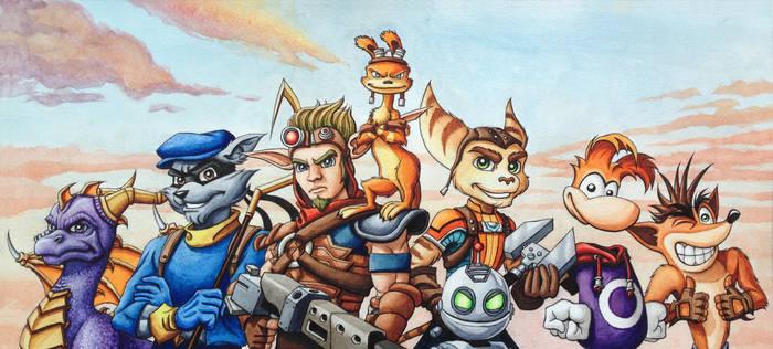 Playstation legends