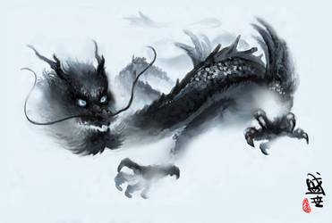 It's Dragon Year by Tianwaitang