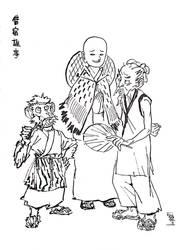 inktober 005 by Tianwaitang