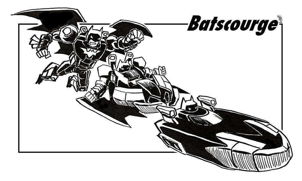 Batscorge by Tianwaitang
