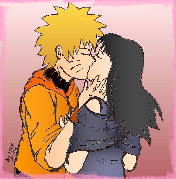 Nomilup: Naruto Hinata Kiss