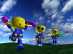 Servbots by ShadeFox
