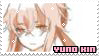 .:STAMP:. Yuno Kin by n-lght-skies