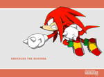 Knuckles the Echidna - SC