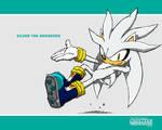 Silver the Hedgehog - SC