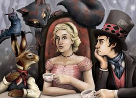 Alice by Krokuta