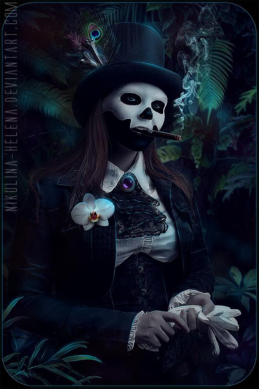 Baron Samedi by Nikulina-Helena