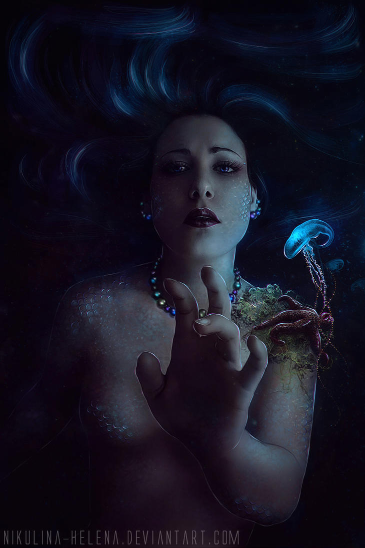 Deep Water by Nikulina-Helena