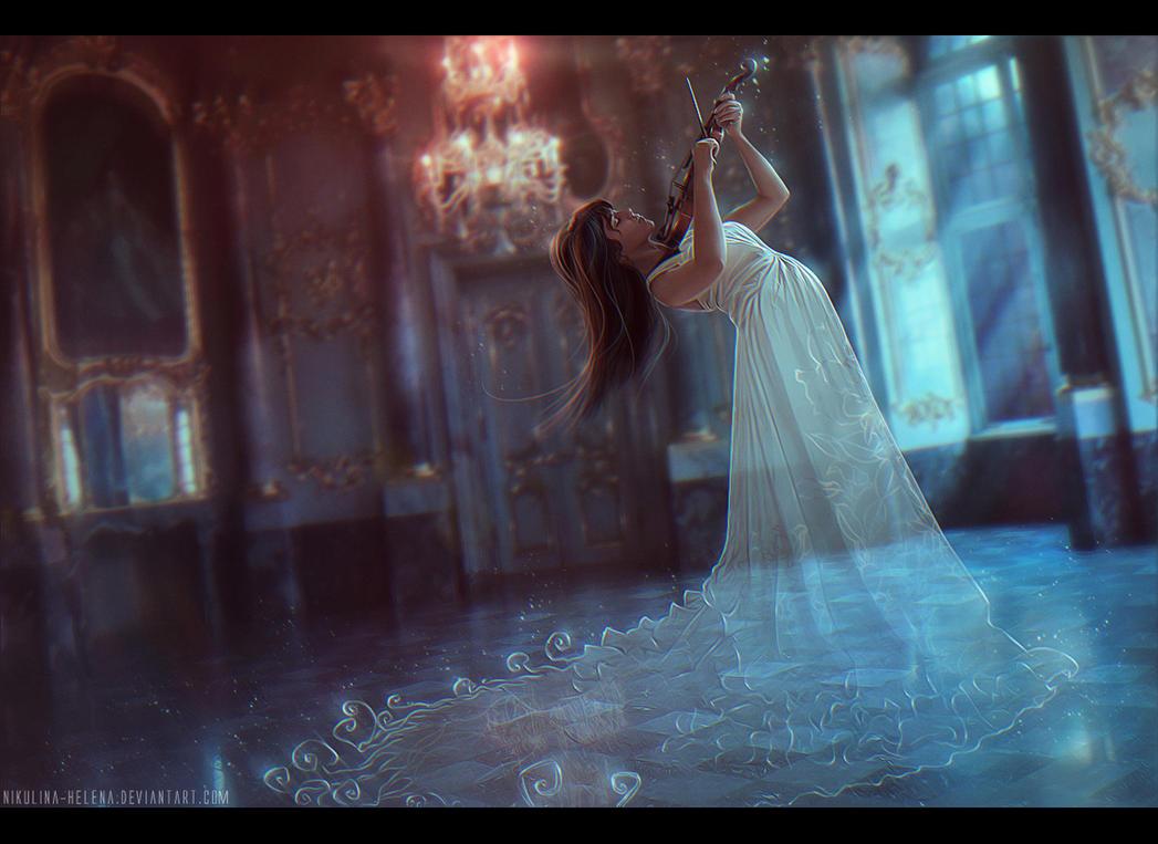 Ghost Sonata by Nikulina-Helena