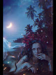Mermaids Night (Comission) + Video