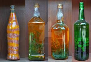 Alchemy Bottle Stock