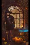 Autumn Magic (Comission) by Nikulina-Helena