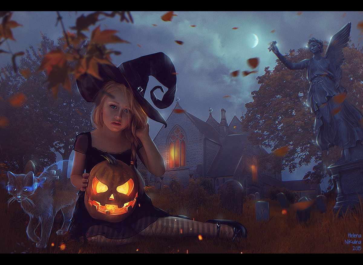 Halloween 2015 by Nikulina-Helena