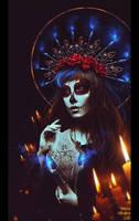 Dia de los Muertos 2015 by Nikulina-Helena