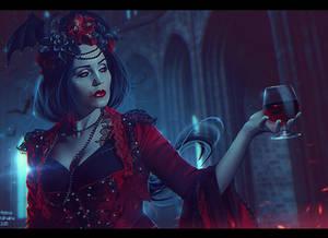 Countess Bathory + Video by Nikulina-Helena