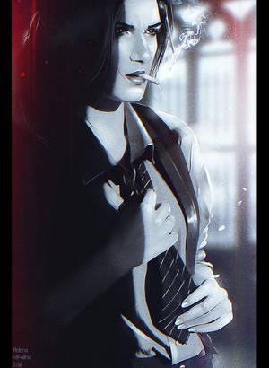 Smoke Noire by Nikulina-Helena