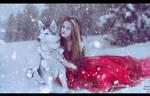 Inseparable friends by Nikulina-Helena