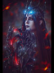 Melkor - Fem Version (Commission) + Video by Nikulina-Helena
