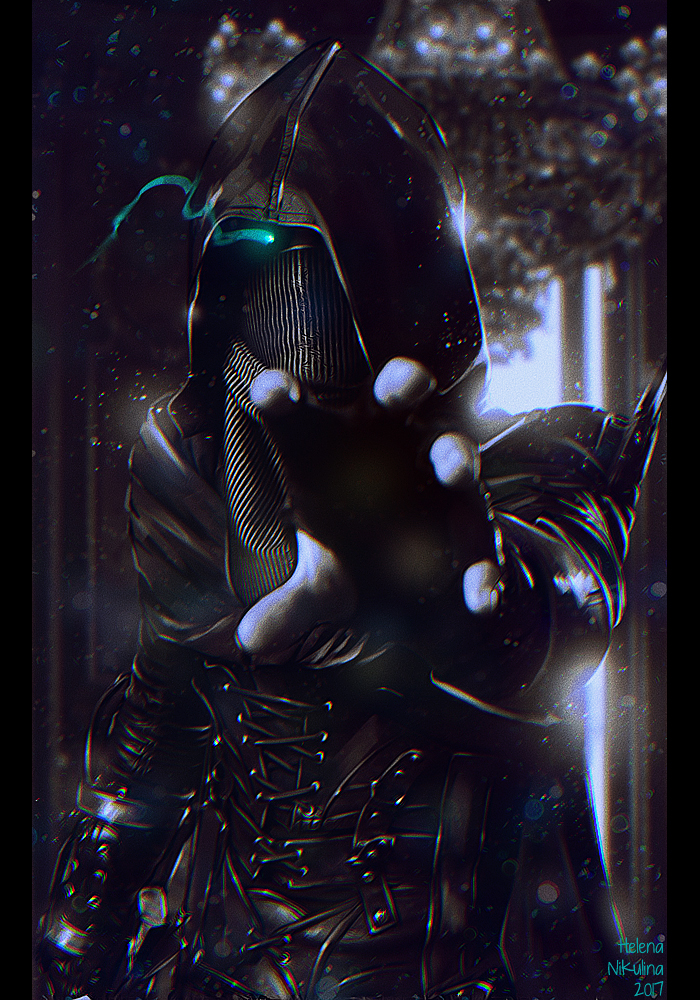 The Master Thief (Commission) + Video by Nikulina-Helena