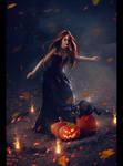 Halloween 2017 + Video by Nikulina-Helena