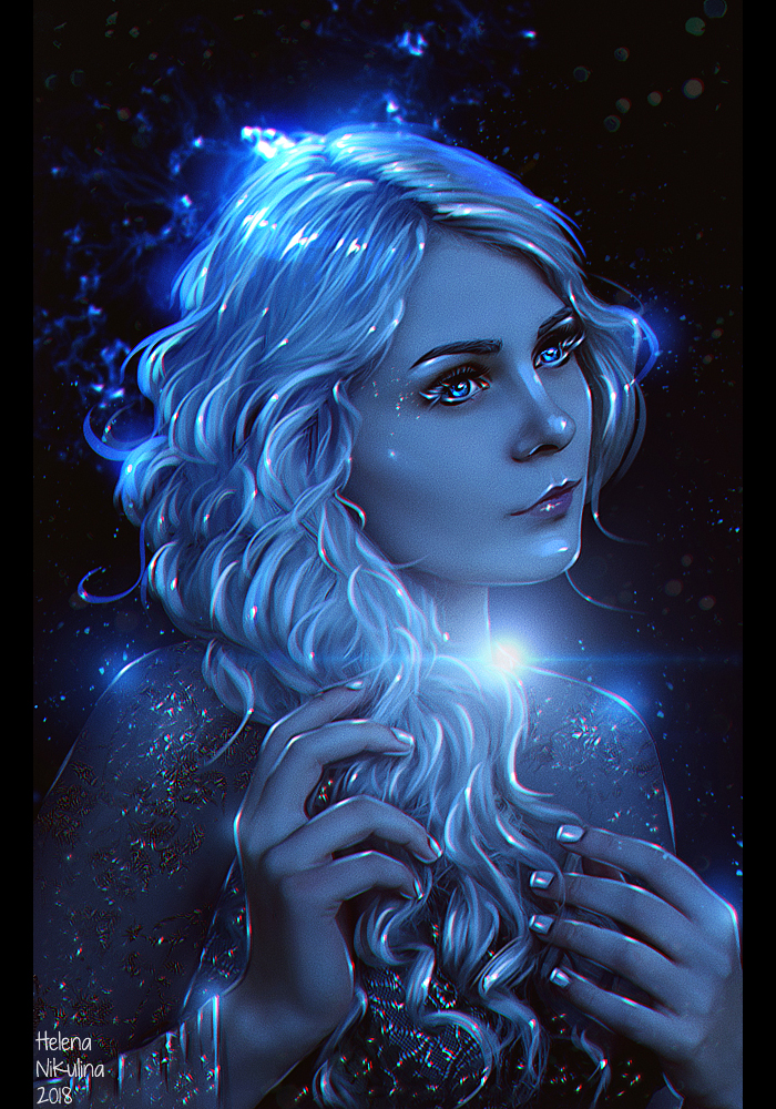Varda (Commission) by Nikulina-Helena