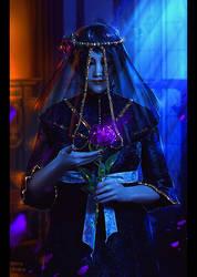Iris von Everec (Commission) by Nikulina-Helena