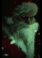 Santa is coming... by Nikulina-Helena