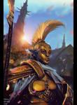 Mournhold - City of Light, City of Magic by Nikulina-Helena