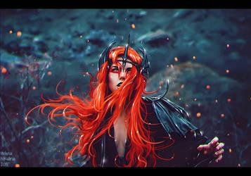 Sauron - Fem Version by Nikulina-Helena