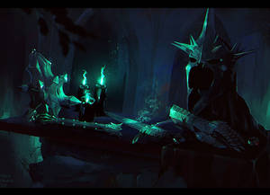 Still life - Witch-king of Angmar
