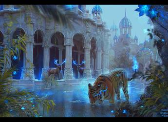 The Lost World by Nikulina-Helena