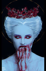 Bloody Queen by Nikulina-Helena