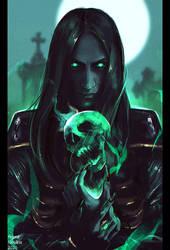 Necromancer by Nikulina-Helena