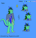 Talon Character Sheet