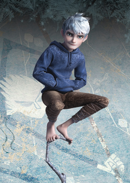 how to draw jack frost full body