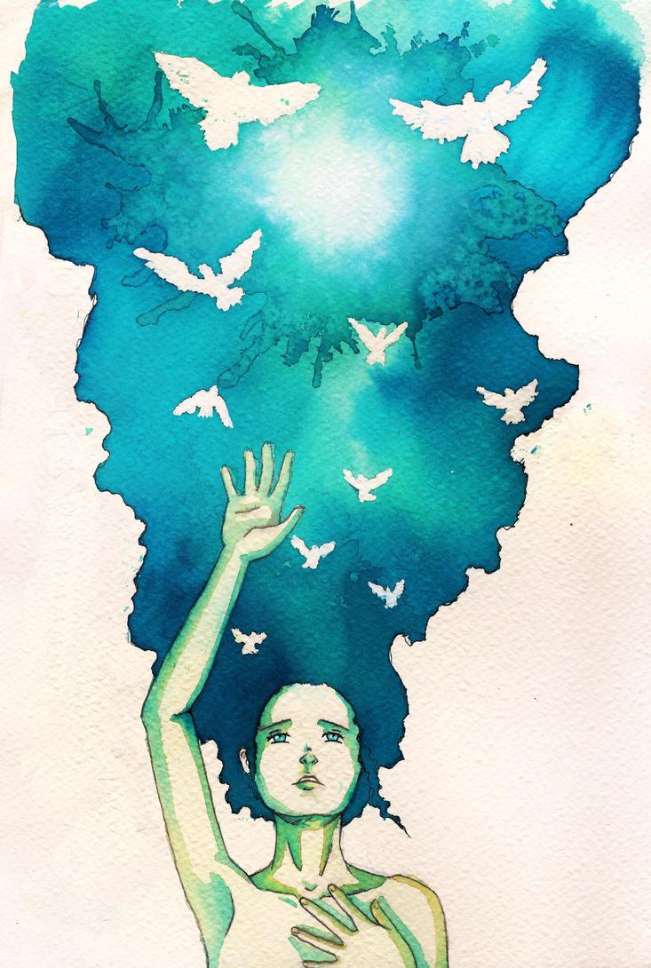 Hope by BlueShining