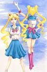Sailor Moon - Identity