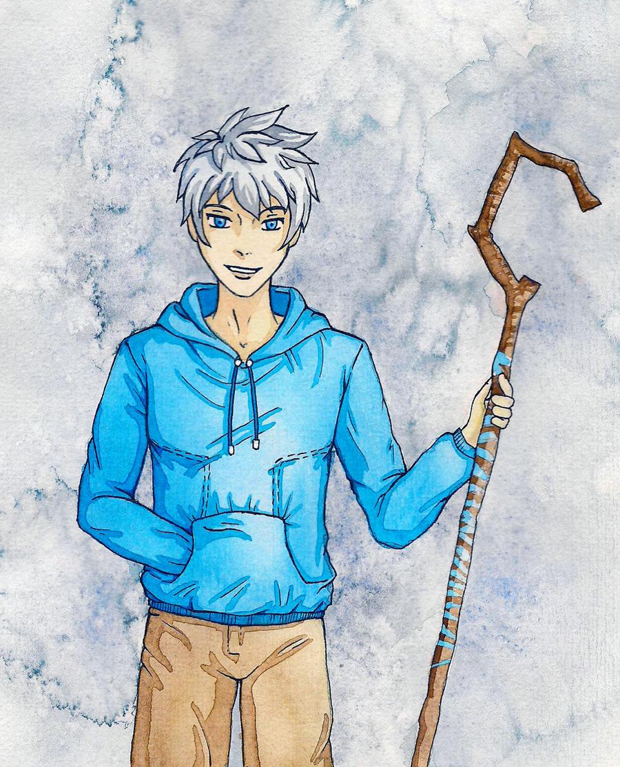 Jack Frost by BlueShining